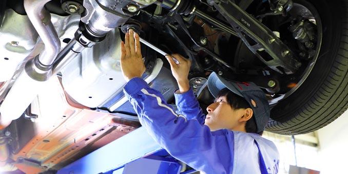 二級自動車整備科