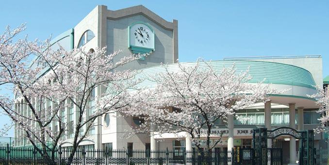 栄東中学校